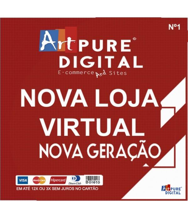 Loja Virtual Responsive Nova Geração +...