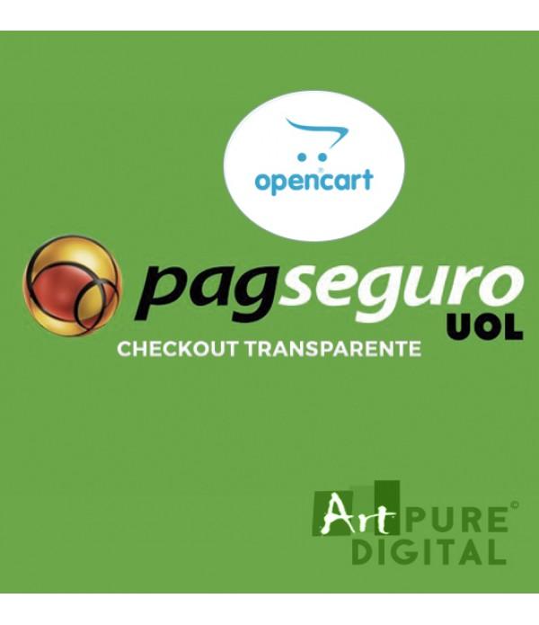 PagSeguro Checkout Transparente c/ Insta...