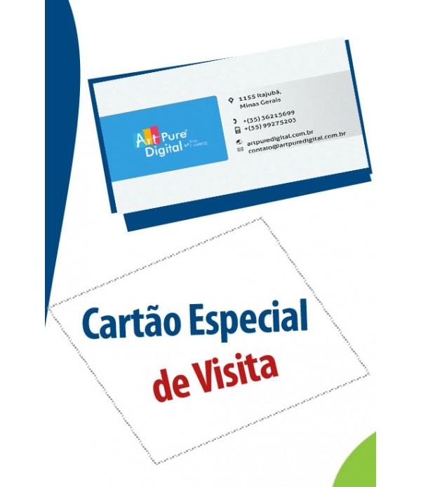 Criação de Cartão de Visita (prestaç...