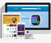 Nova Loja Virtual Responsive Mobile 2018 (com inserção de produtos)