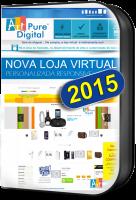 Nova Loja Virtual Responsive Mobile Colors V. 2015