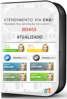 Novo Atendimento Online Chat PHP (msql) 2014/2015