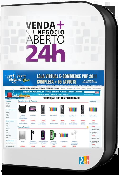 928f5ffeb Mega Loja Virtual Ecommerce 2011 Completa php + 65 Layouts